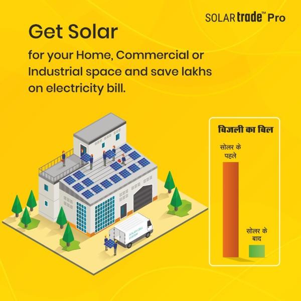 procure solar material