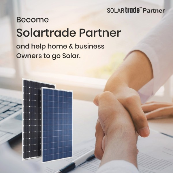 become solartrade partner