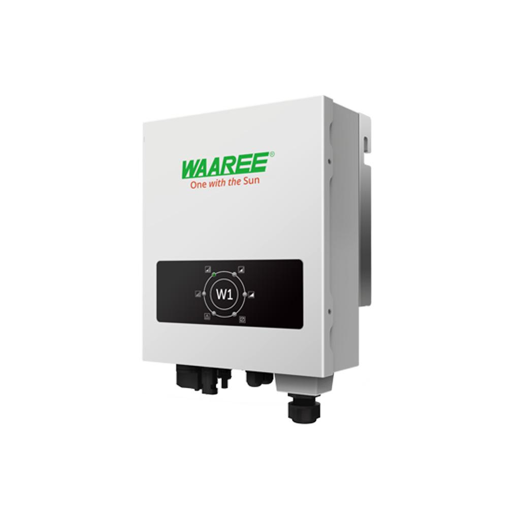 Waaree 1KW (W1-1K-G3) Single Phase On-Grid Inverter