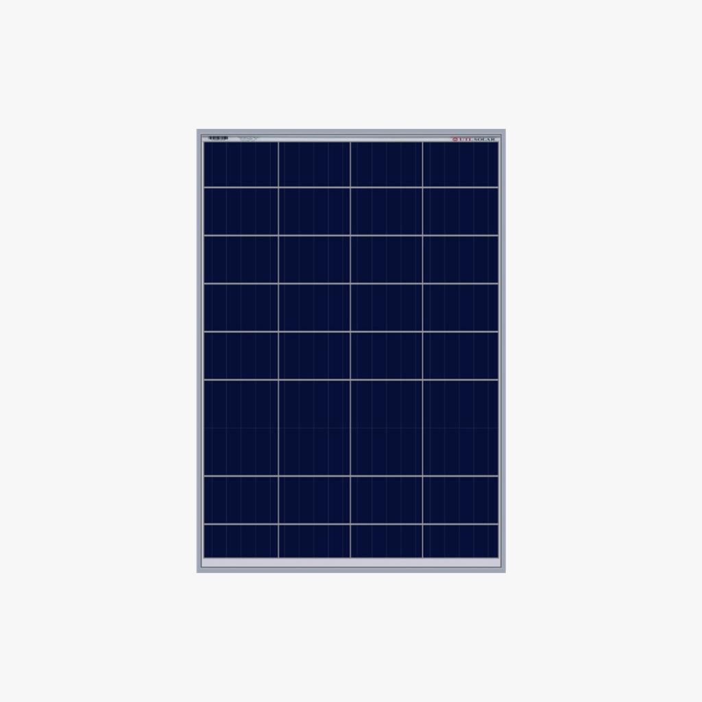 UTL 100 Watt Polycrystalline Solar PV Module