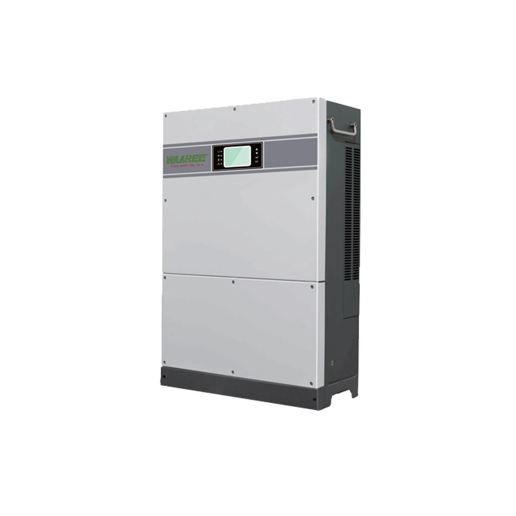 Waaree W3-25K Three Phase On-Grid Inverter