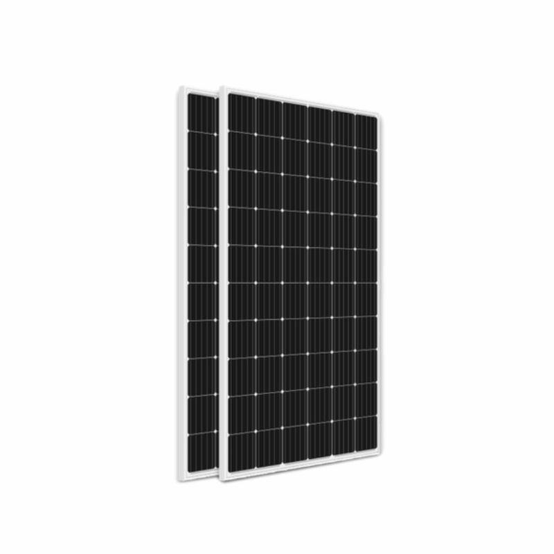 Waaree Solar Panel 370 Watt - 24 Volt Mono PERC Module (Pack of 2)