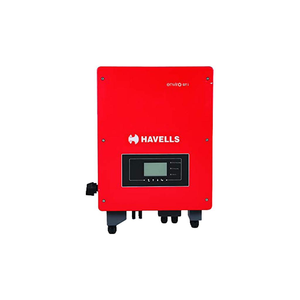 Havells Enviro GTi 5500TX - 5.5 kW Three Phase On-Grid Inverter