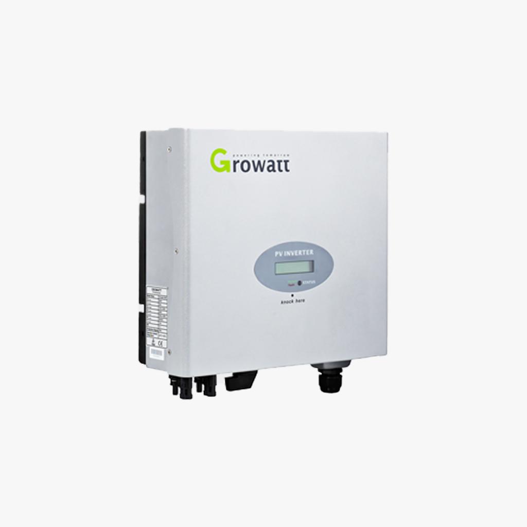 Growatt 4 KW Single Phase On-grid Solar Inverter