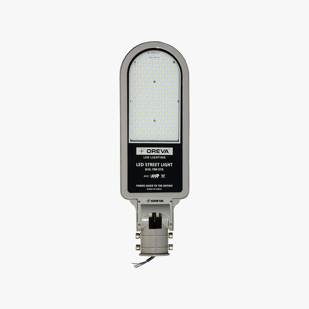 Oreva Branded Waterproof IP67 Full Metal (Aluminum) Body LED Street Light , 55W