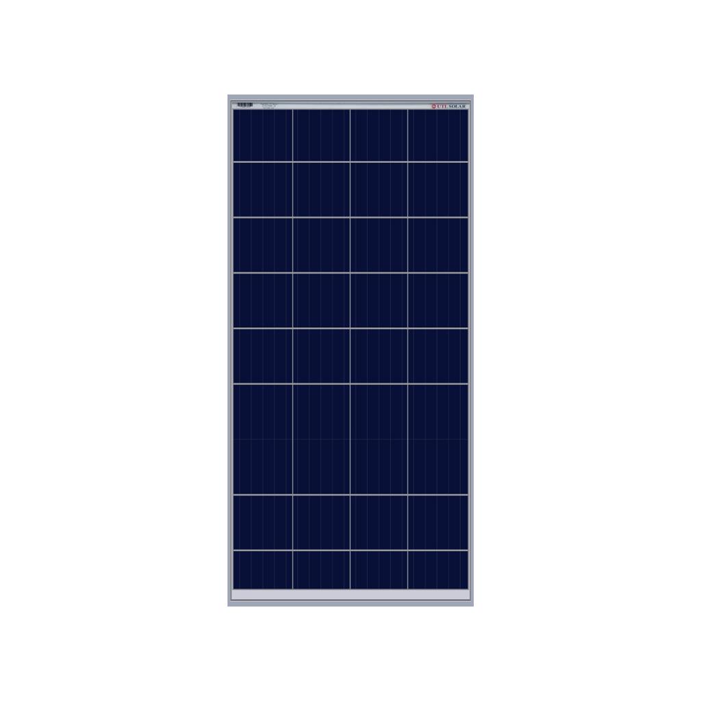UTL Solar 160Wp Polycrystalline Solar PV Module