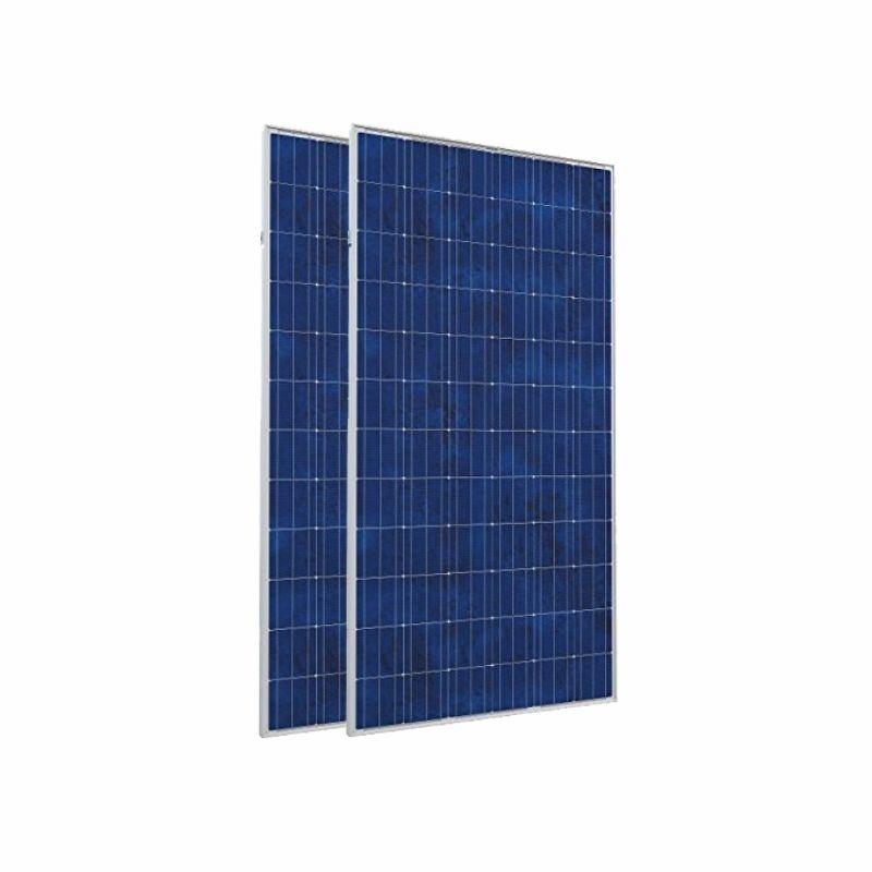 Waaree Solar Panel 345 Watt - 24 Volt Polycrystalline Module (Pack of 2)
