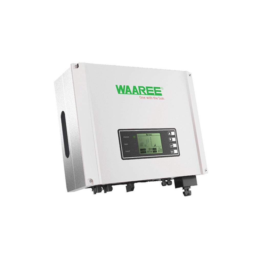 Waaree W1-5K-G3 Single Phase On-Grid Inverter