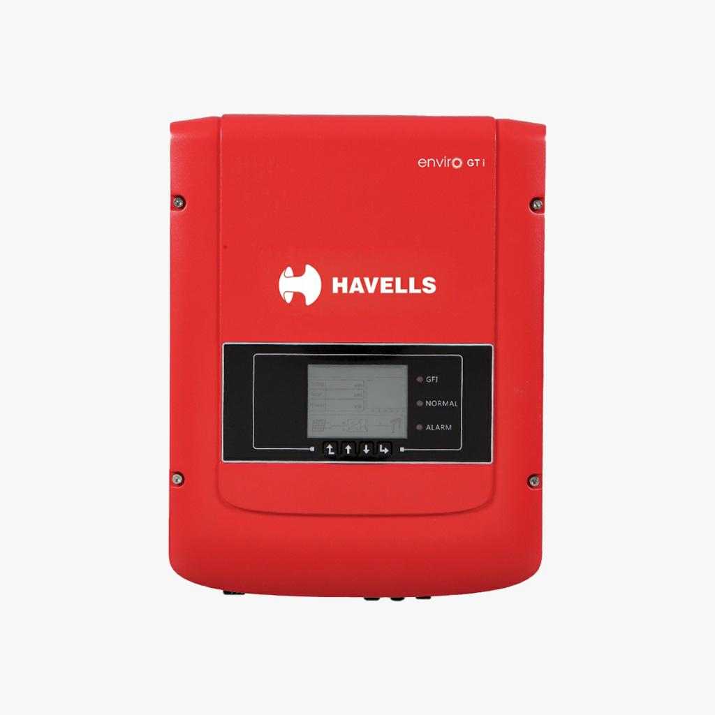 Havells Enviro GTI 1100 NG - 1.1 kW Single Phase On-Grid Inverter