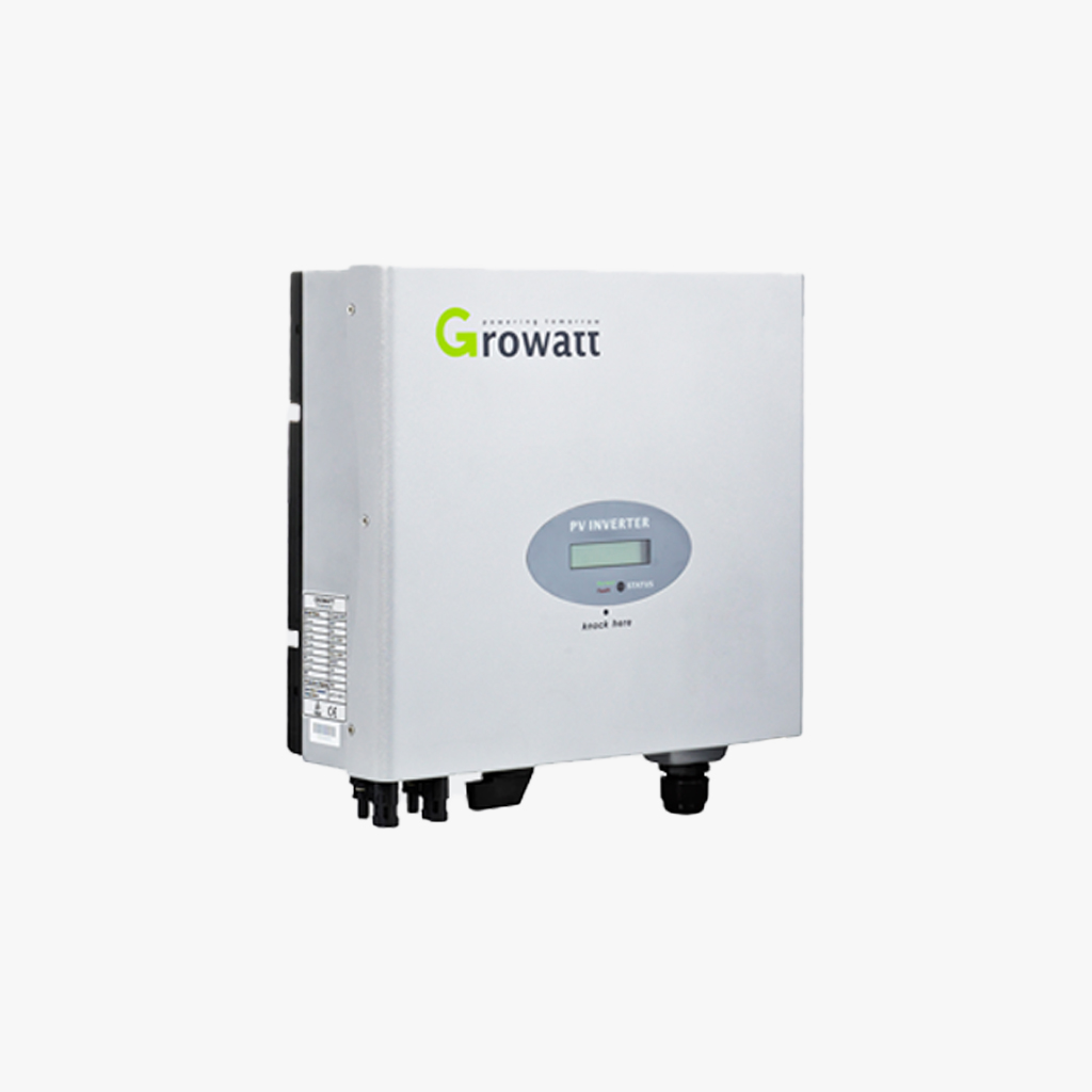 Growatt 3 KW Single Phase On-grid Solar Inverter