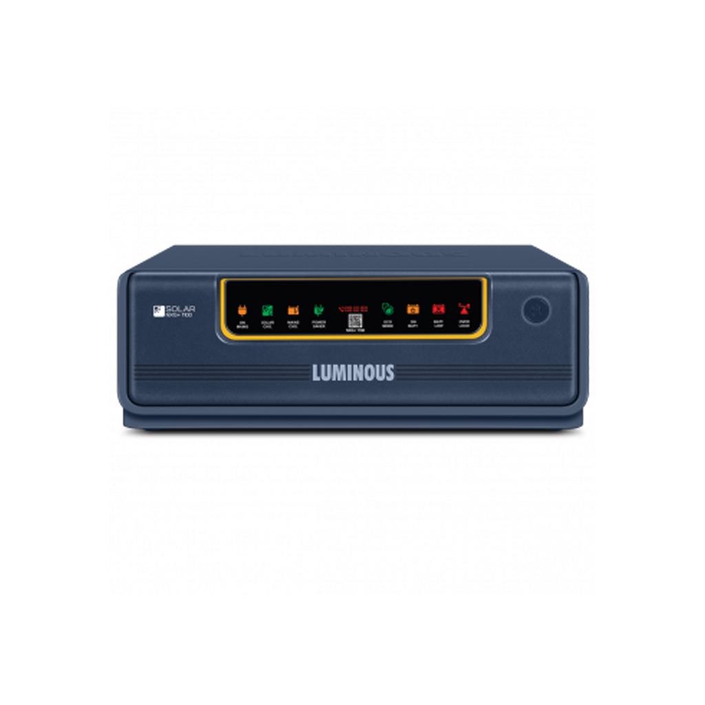 Luminous NXG +1100 (700VA/12V) Hybrid Solar UPS