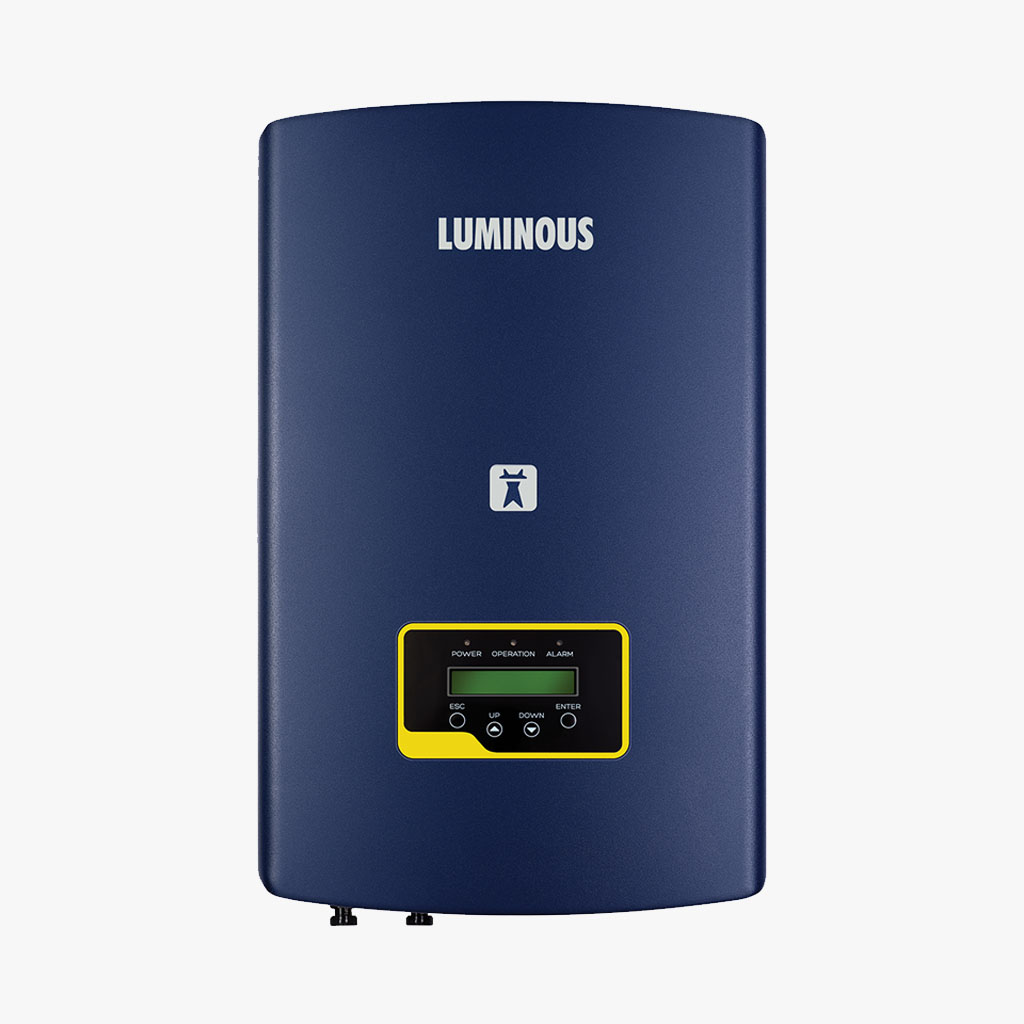 Luminous NXI 130-3KW Single Phase On-Grid Inverter