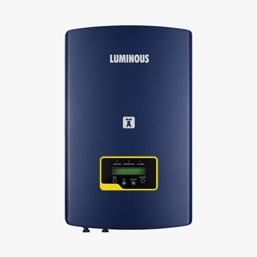 Luminous NXI 130-3KW Single Phase On-Grid Inverter